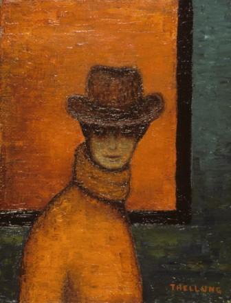 Lisotta - olio su tela cm 30 X 40